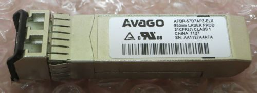 Avago AFBR-57D7APZ-ELX - 850NM 8Gbps SFP Optical Transceiver